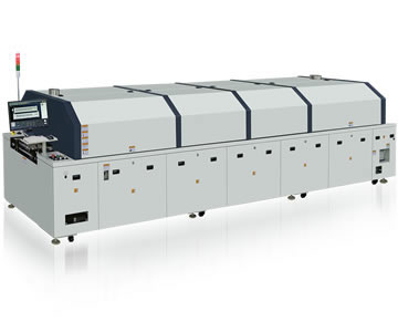 High quality N2 reflow oven